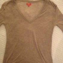 Madewell v Neck Sweater S Photo