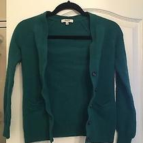Madewell Wool Cardigan Green Photo