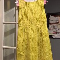 Madewell Yellow Lace Sundress Photo
