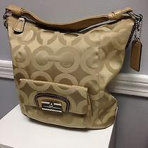 Madison Op Art Coach Purse Photo