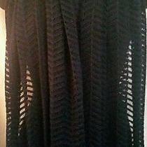 Magaschoni Crochet Cashmere Scarf Photo
