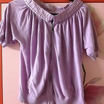 Magaschoni Lavender Top Size L Photo