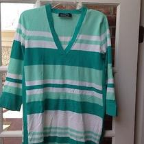 Magaschoni Tunic Sweater Medium Photo