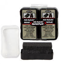 Magic Shine Shoe Polish With Foam Applicator 2-Ct. Pack Photo