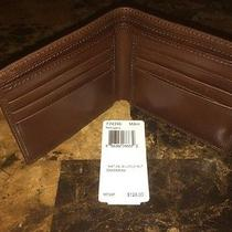 Mahogany Leather Wallet Photo