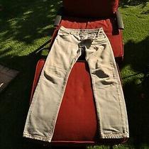 Mainline Giorgio Armani Light Wash Denim Jeans Photo