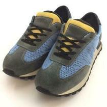Maison Margiela 19ss Low Processing 41 Blu S57ws0255 Size 41 Blue Sneaker Photo