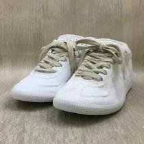 Maison Margiela 20ss Terry Cloth 40 Wht Size 40 White Sneaker 219 From Japan Photo