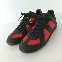 Maison Margiela S37ws0384 40 25 Cm Blk Size 40 Black Sneaker 218 From Japan Photo