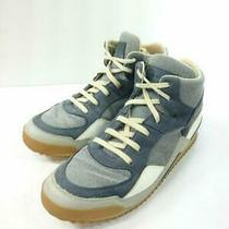 Maison Martin Margiela 22 45 Gray Size 45 Navy High Cut Sneaker 1301 From Japan Photo