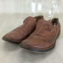 Maison Martin Margiela  40 Leather Slip-on Size 40 Brown Sneaker 223 From Japan Photo