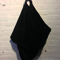 Maison Martin Margiela Black Suede Oversized Bag Photo