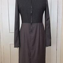 Maison Martin Margiela Cashmere Blend Work Dress Size It 44 Photo