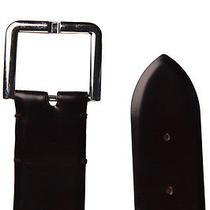 Maison Martin Margiela Dark Brown Leather Belt Us 28 It 80 Photo
