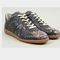 Maison Martin Margiela Galaxy Python Low Top Sneakers Photo