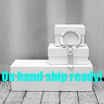 Maison Martin Margiela Mmm for h&m Oversized Keyring Key Ring Pendant Bracelet  Photo