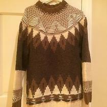 Maison Martin Margiela Mmm h&m Re-Assembled Fair Isle Sweater Mens Xs Preowned Photo