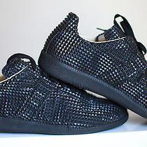 Maison Martin Margiela Stud-Textured Low-Top Sneakers Us 10 Photo