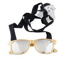 Maison Martin Margiela Women's Gold-Tone Sunglasses Necklace Photo