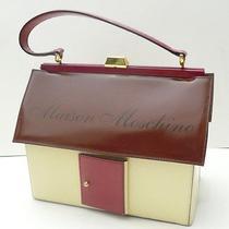Maison Moschino Handbag  Rare Collectible  Photo