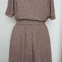 Maison Scotch - Red/white Check Dress - Size 2 / Uk 10-12 - Excellent Condition  Photo