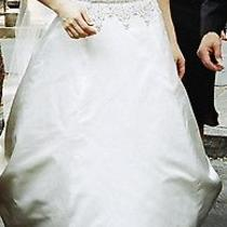 Majestic Amsale Wedding Dress Photo