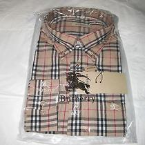 Man Burberry Shirt Photo