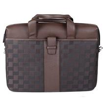Man Business Briefcase Man Business Bags Man Bags Faux Leather Bpl6186t Brown Photo