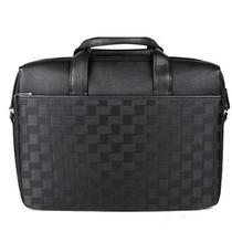Man Business Briefcase Man Business Bags Man Bags Faux Leather Bpl6186t Black Photo