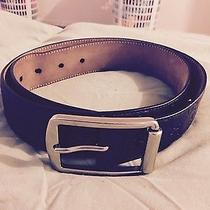 Man Gucci Belt Photo