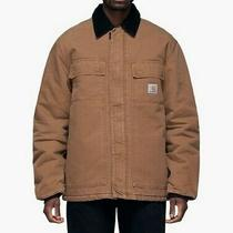 Man Jacket Carhartt Og Arctic Coat (Hamilton Brown) Size Xxl Value Photo