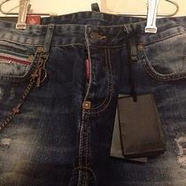 Man Jeans Dsquared Made in Italy Photo