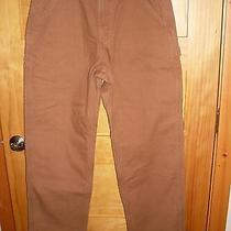 Man's Carhartt Pants Size 33x32 Nwt Photo