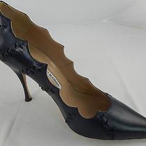 Manolo Blahnik Custom Made Stilettos Eu 41.5 Photo