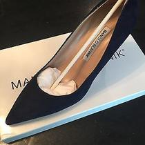 Manolo Blahnik New in Box Photo