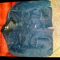 Mans Prison Dickie Coat 4x Photo