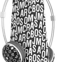Marc by Marc Jacobs black& White Acetate Headphones Iphone Mps Photo