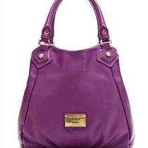 Marc by Marc Jacobs Classic Q Fran Satchel in Violet Purple Photo