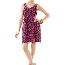 Marc by Marc Jacobs Electric Fuschia Rose 10th Anniversary Dress C291 Photo