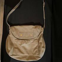Marc by Marc Jacobs Nylon Preppy Crossbody Bag Taupe Photo