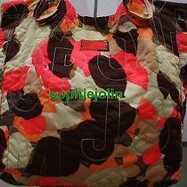 Marc by Marc Jacobs  Pretty Nylon Large Tate Shoulder Tote Handbag New Yel Photo
