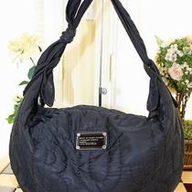 Marc by Marc Jacobs Quilted Signature Hobo Shoulder Handbag  Photo