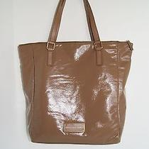 Marc by Marc Jacobs 'Take Me' Patent Leather Tote  - Praline - Nwt Photo