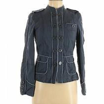 Marc by Marc Jacobs Women Blue Jacket 6 Photo