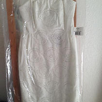 Marc Jacob Strapless Pamelleto Anthropologie Dress Xs Brand New With Tags Photo