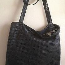 Marc Jacobs -  Black Leather Leather Bag Photo