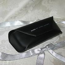 Marc Jacobs Black Sunglasses/eyeglasses Case. New. Photo