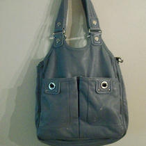 Marc Jacobs Blue Purse Photo