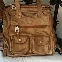 Marc Jacobs Gold Handbag Photo