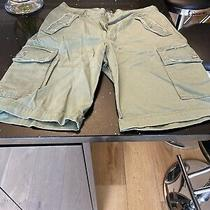 Marc Jacobs Green Shorts  Size Uk Small Bnwt Photo